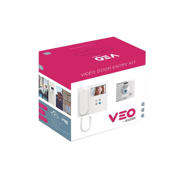 """Цветной VDS видео VEO 4,3"""" комплект N-CITY"""