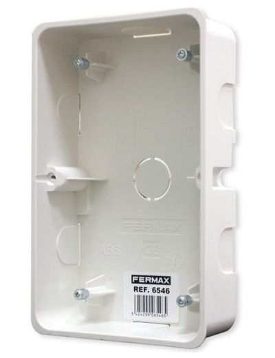 REF:6546 Монтажная коробка для монитора  Smile 3,5″