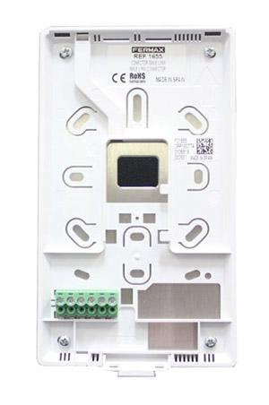 Коннектор монитора Smile LYNX White