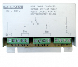 Двойное CONTACT RELAY - 88101