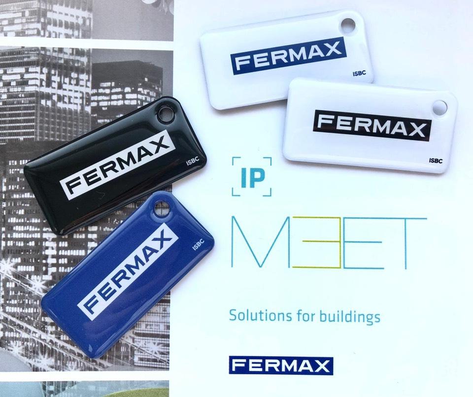 Комбинированный Rfid-брелок Isbc® Em-marine+mifare Classic 1k с дизайном Fermax