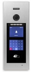 Многоабонентная вызывная видео панель Urbanline  Mds Dig S7 со считывателем карт доступа