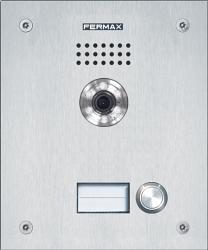 Одноабонентная вызывная видео панель Marine DUOX