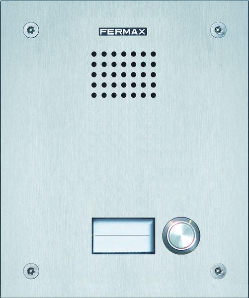 Аудио вызывная панель Marine на одного абонента